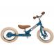 Балансуючий велосипед Trybike (колір синій)