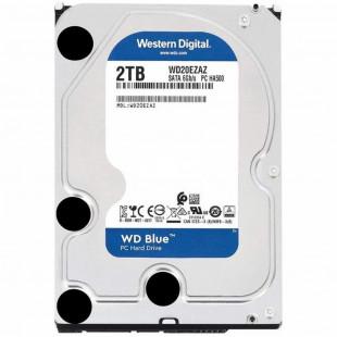 HDD SATA 2.0TB WD Blue 5400rpm 256MB (WD20EZAZ)