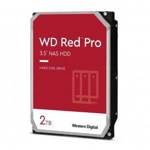 HDD SATA 2.0TB WD Red Pro NAS 7200rpm 64MB (WD2002FFSX)