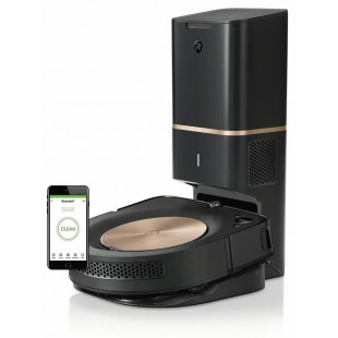 Робот пылесос iRobot Roomba S9+