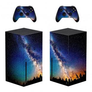 Набор наклеек для Xbox Series X (Stile 4)