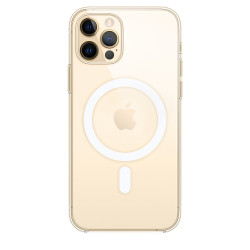 Чехол Apple iPhone 12/12 Pro Clear Case MagSafe (MHLM3)