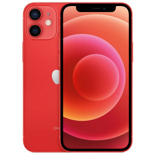 Apple iPhone 12 mini 128GB Product Red