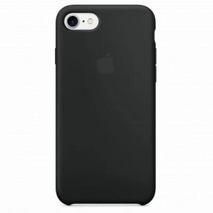 Чехол силикон Graphite Apple iPhone SE 2020 / 7 /8 Black