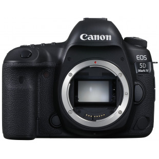 Фотоаппарат Canon EOS 5D Mark IV Body (1483C027) (UA)
