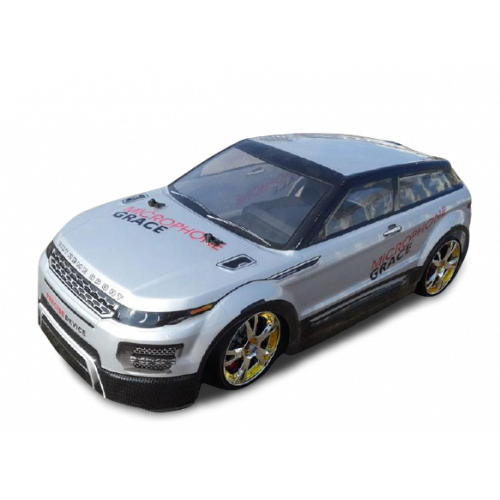 Дрифт машина Range Rover AWD