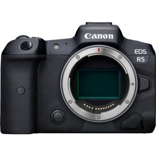 Фотоаппарат Canon EOS R5 5 GHZ SEE body (4147C027AA) UA