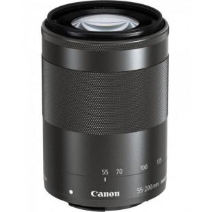 Объектив Canon EF-M 55-200mm f/4.5-6.3 IS STM UA