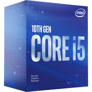 Процессор Intel Core i5 10400F (BX8070110400F) BOX
