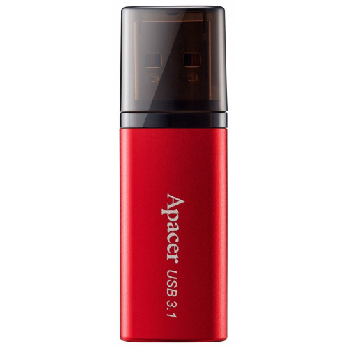 Флешка Apacer 64 GB AH25B USB 3.1 Red (AP64GAH25BR-1)
