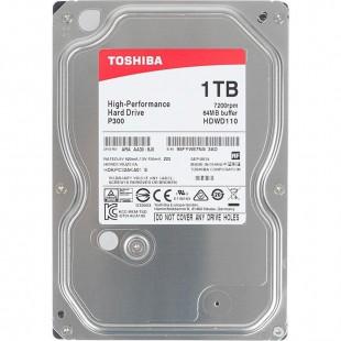 HDD SATA 1TB Toshiba P300 3,5 SATA 64MB 7200 об/мин