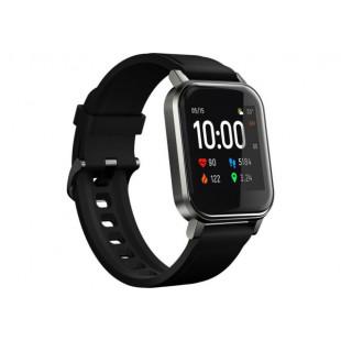Часы Xiaomi Haylou Solar LS02 Black (LS-02bk)