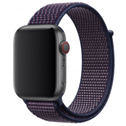Ремешок Apple Watch 42/44mm Sport Loop (Indigo)