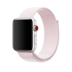 Ремешок Apple Watch 42/44mm Sport Loop (Pearl Pink)