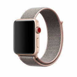Ремешок Apple Watch 42/44mm Sport Loop (Pink Sand)