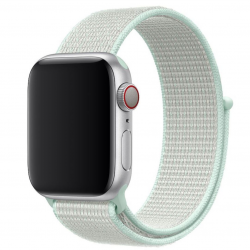 Ремешок Apple Watch 42/44mm Sport Loop (Teal Tint)