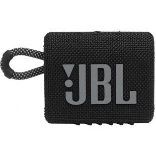 JBL GO 3 Black (JBLGO3BLK)