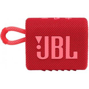 JBL GO 3 Red (JBLGO3RED)
