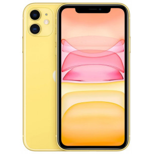 Apple iPhone 11 64GB Yellow Slim Box UA