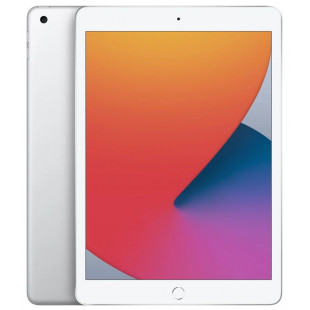 Apple iPad 10.2″ 128GB Wi-Fi Silver 2020 (MYLE2)
