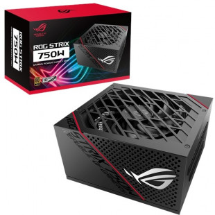 Блок питания Asus ROG Strix 750W Gold (ROG-STRIX-750G)