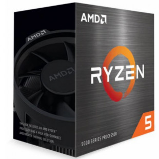 Процессор AMD Ryzen 5 5600X (100-100000065BOX)
