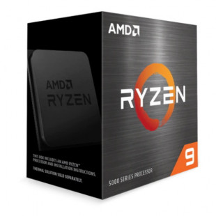 Процессор AMD Ryzen 9 5900X BOX (100-100000061WOF)