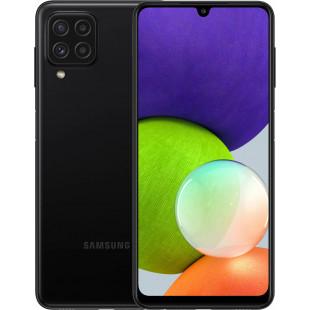 Samsung Galaxy A22 2021 A225 4/128GB Black (SM-A225FZKGSEK) UA