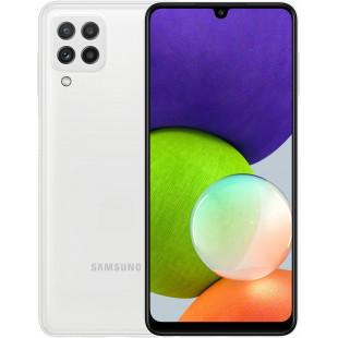 Samsung Galaxy A22 2021 A225 4/128GB White (SM-A225FZWGSEK) UA