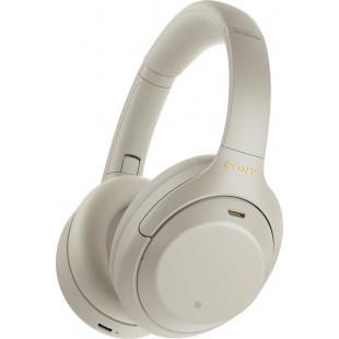 Наушники Sony WH-1000XM4 Noise Cancelling Headphones Silver (WH-1000XM4)