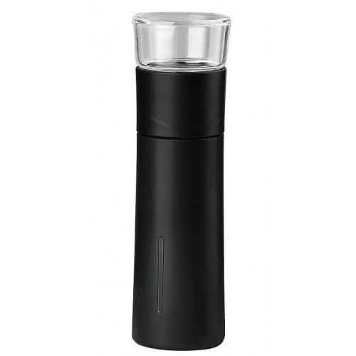 Термос Xiaomi Pinztea Tea Separation Thermos 300 ml Black