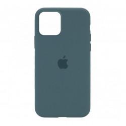 Чехол Silicone Case Pine Green (HC) для  iPhone 12 Pro Max