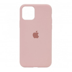 Чехол Silicone Case Pink Sand (HC) для  iPhone 12 Pro Max