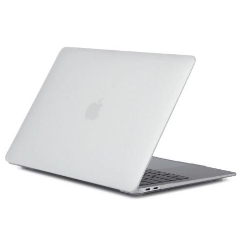 Чехол накладка для Apple MacBook Air 13 (Белый)