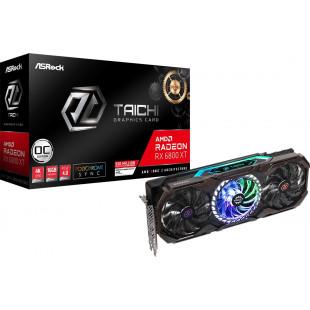 Видеокарта ASRock Radeon RX 6800 XT Taichi X OC