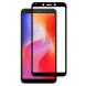 Защитное стекло 3D Xiaomi Redmi 6/6A (Black)