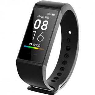 Фитнес-браслет Xiaomi Mi Smart Band 4C Black EU (MGW4064GL)