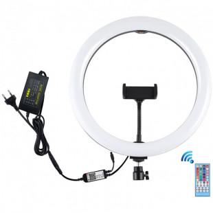 Кольцевая LED-лампа Puluz  12″ (PU411EU)