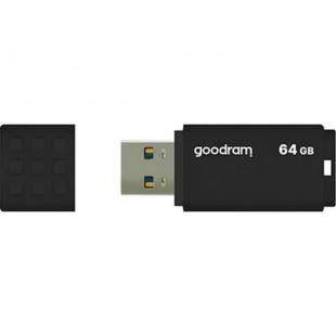 Флешка Goodram UME3 64GB Black USB 3.0 (UME3-0640K0R11)