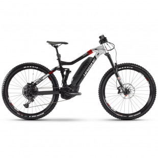 Электровелосипед Haibike XDURO AllMtn 2.0 500Wh 12 s. NX Eagle 27.5, рама L, черно-серо-красный, 2020, тестовый