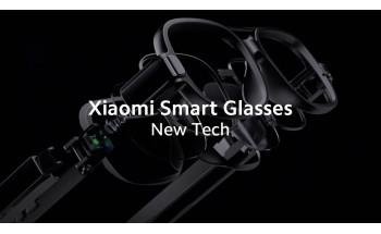 Xiaomi анонсировала умные очки Smart Glasses