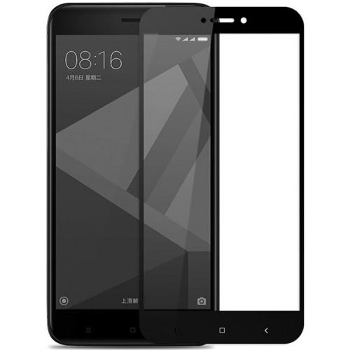 Защитное стекло 3D Xiaomi Redmi Note 3 Pro (Black)