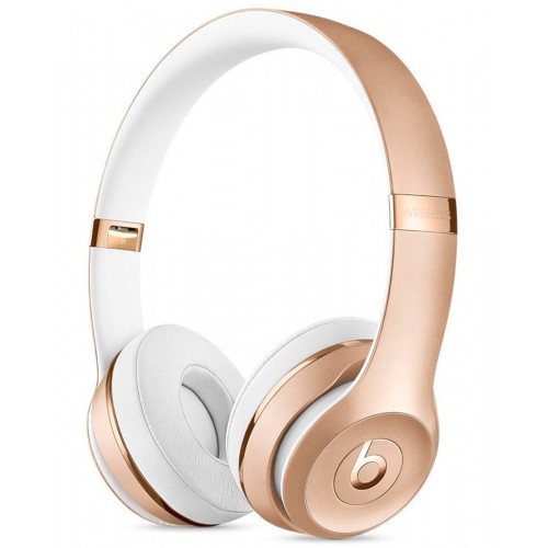 Наушники Beats by Dr. Dre Solo3 Gold (MNER2)