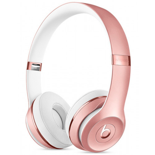 Наушники Beats by Dr. Dre Solo3 Rose Gold (MNET2)