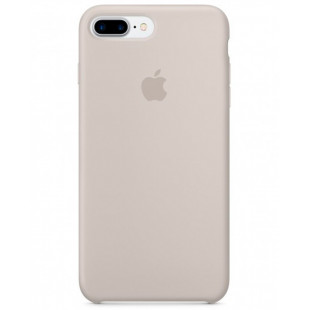 Силиконовый чехол Apple Silicone Case IPhone 7 Stone (MMWR2ZM/A)