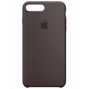 iPhone 7 + Silicone Case Cocoa MMT12ZM/A