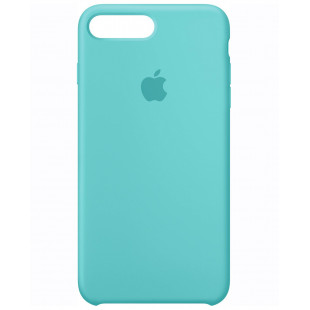 iPhone 7 + Silicone Case Sea Blue MMQY2ZM/A