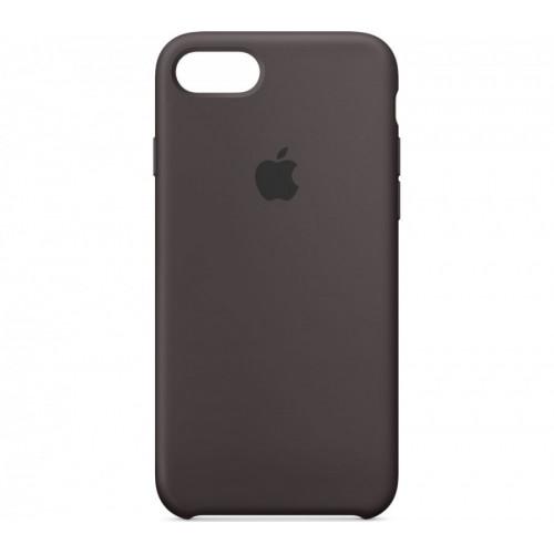 Силиконовый чехол Apple Silicone Case IPhone 7/8 Cocoa (1:1)