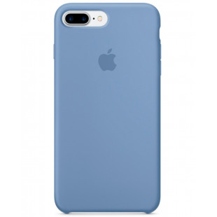 iPhone 7 + Silicone Case Azure