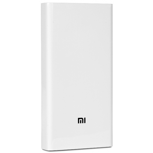 Power bank Xiaomi Mi 2C 20000mAh (PLM06ZM) White